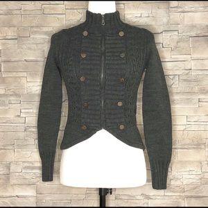 Stugan military sweater